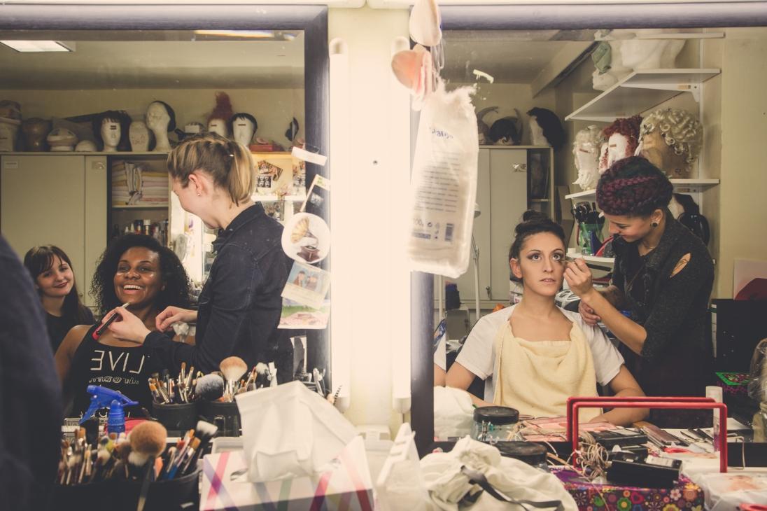 West Side Story komische Oper