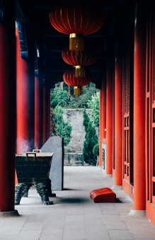 Nansha,Temple